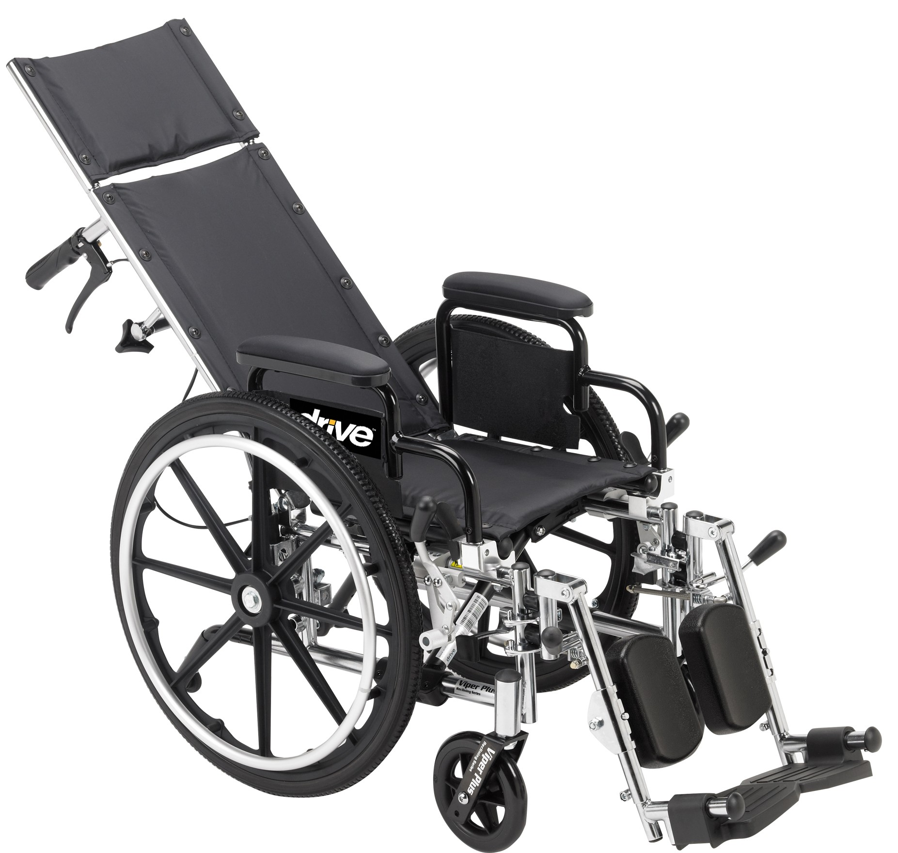 Pediatric Viper Plus Reclining Wheelchair Glenerinpharmacy
