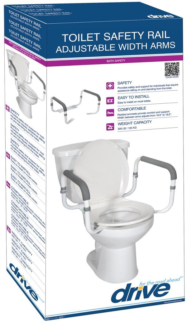 Toilet Safety Rail Glenerinpharmacy