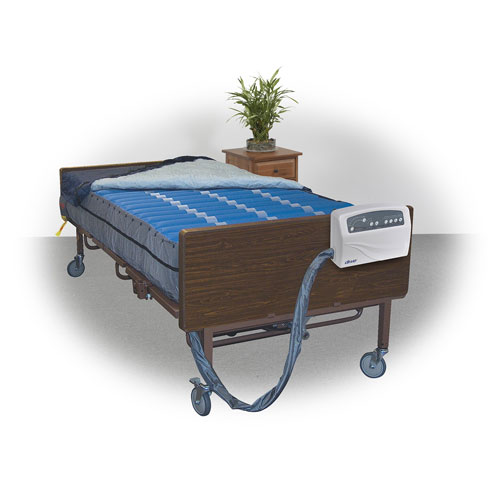 Med Aire Bariatric Heavy Duty Low Air Loss Mattress