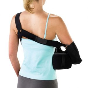 Arm Immobilizer with Abduction Pilllow
